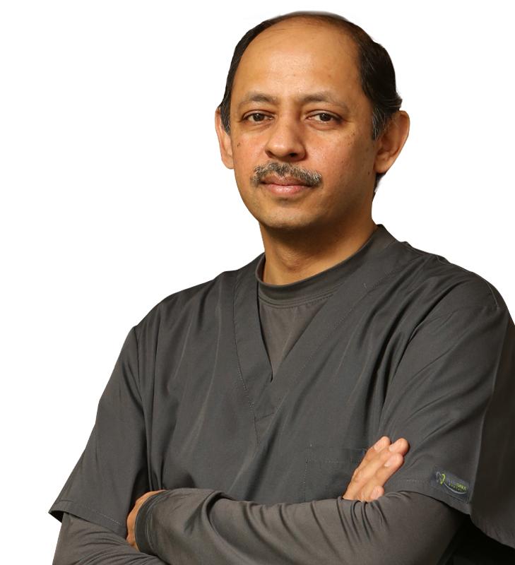 Mr. Suren Naidoo